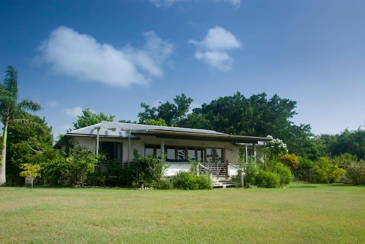 Oughterson Plantation - The View Villa - Barbados - Villa