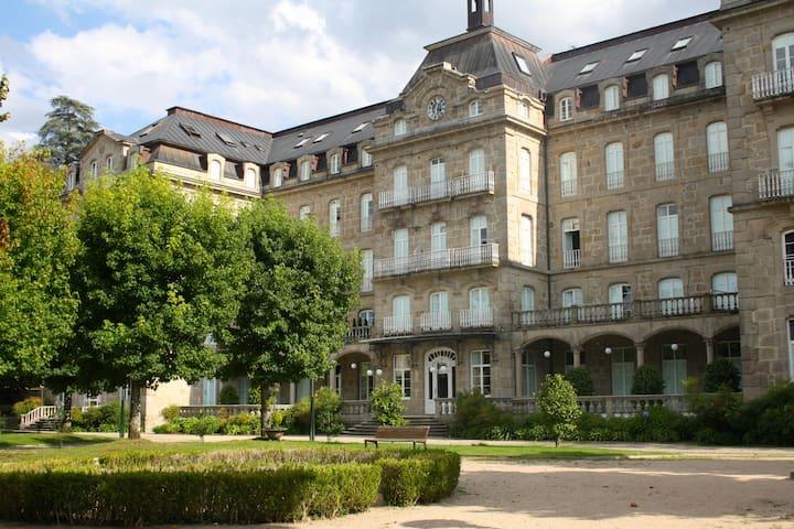 Acogedor duplex/Cozy duplex - Mondariz-Balneario