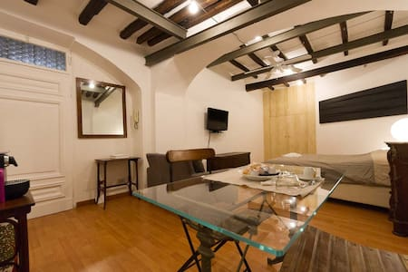 Charming studio near Campo de Fiori