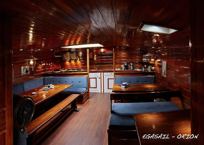 Welcome on board - Monnickendam - Monnickendam - Boat