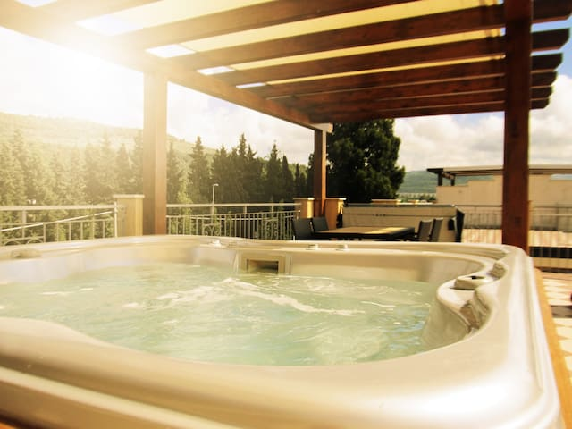 Pizzo Beach 2 Bed with Jacuzzi 87F - Pizzo - Leilighet