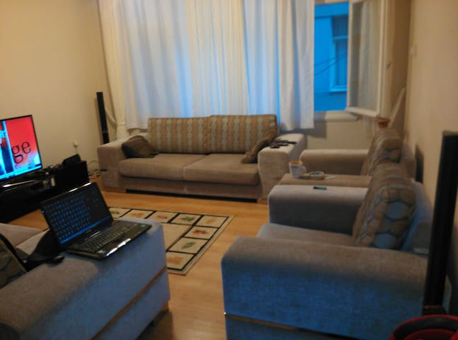 Comfortable flat near seaside - Izmir - Apartament