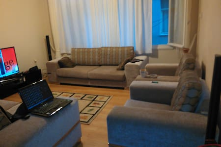Comfortable flat near seaside - Izmir