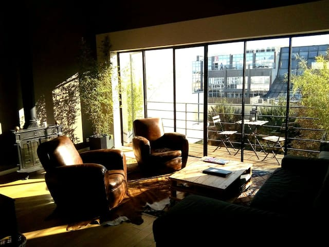 Luxury loft + Roof top - Suresnes - Loft