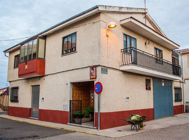 RURAL HOUSE ALDEATEJADA - Aldeatejada - Hus
