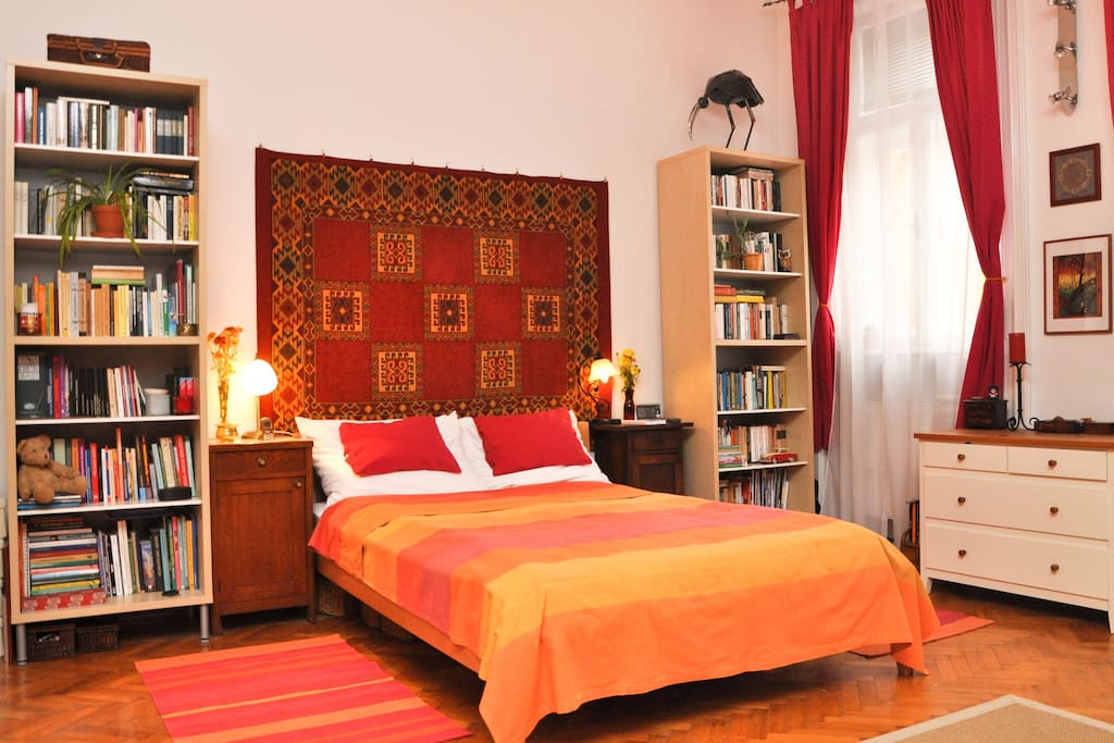 French style charm in heart of Buda