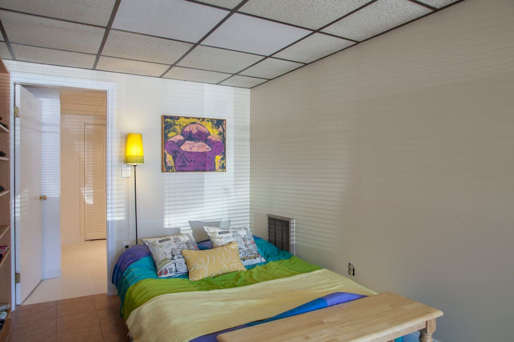 Bedroom Option #1 -1st Floor