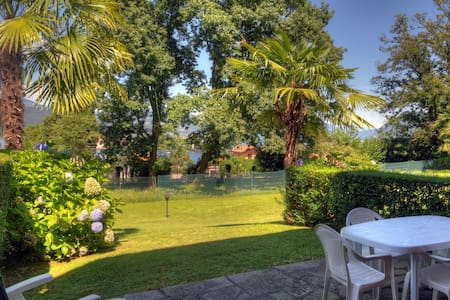 Stresa - Apartment  with garden. - Stresa