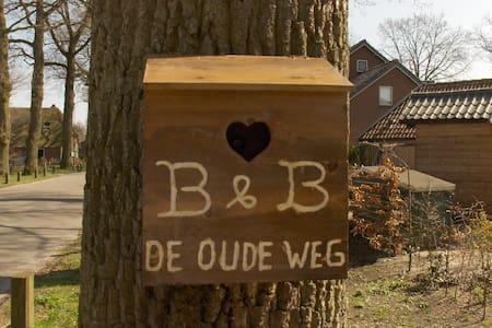 "Bed & Breakfast ""de Oude Weg"" - Hierden - Wikt i opierunek"