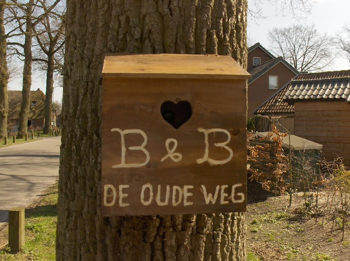 "Bed & Breakfast ""de Oude Weg"""