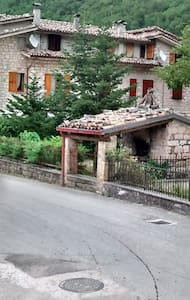 appartamento in un borgo incantato - Foce di Frontone
