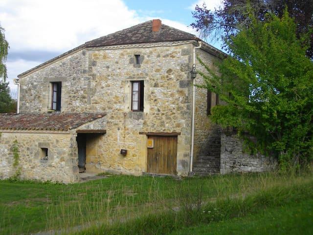 gite du bousquet - Montagnac-sur-Lède - บ้าน