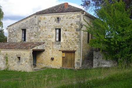 gite du bousquet - Montagnac-sur-Lède - Casa