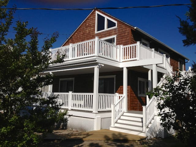 Cape May Duplex — 1st Floor