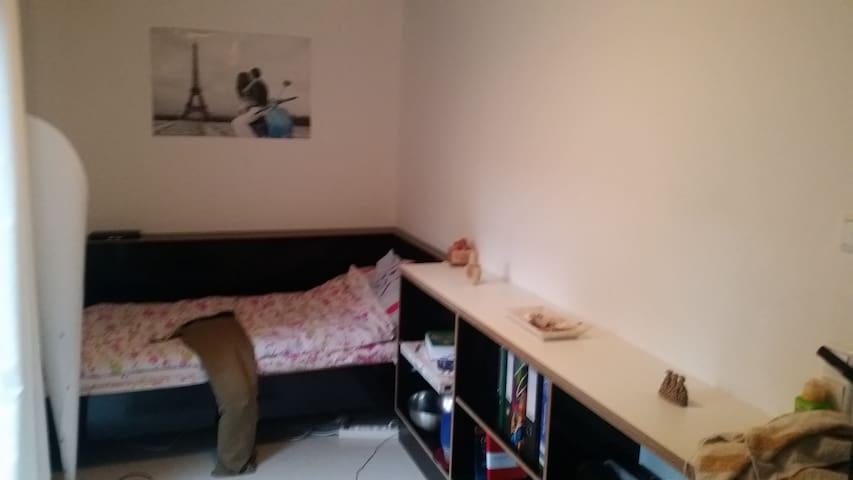 1 Zimmer Whg.+Dusche+Fußbodenheizun - Ingolstadt - Appartement