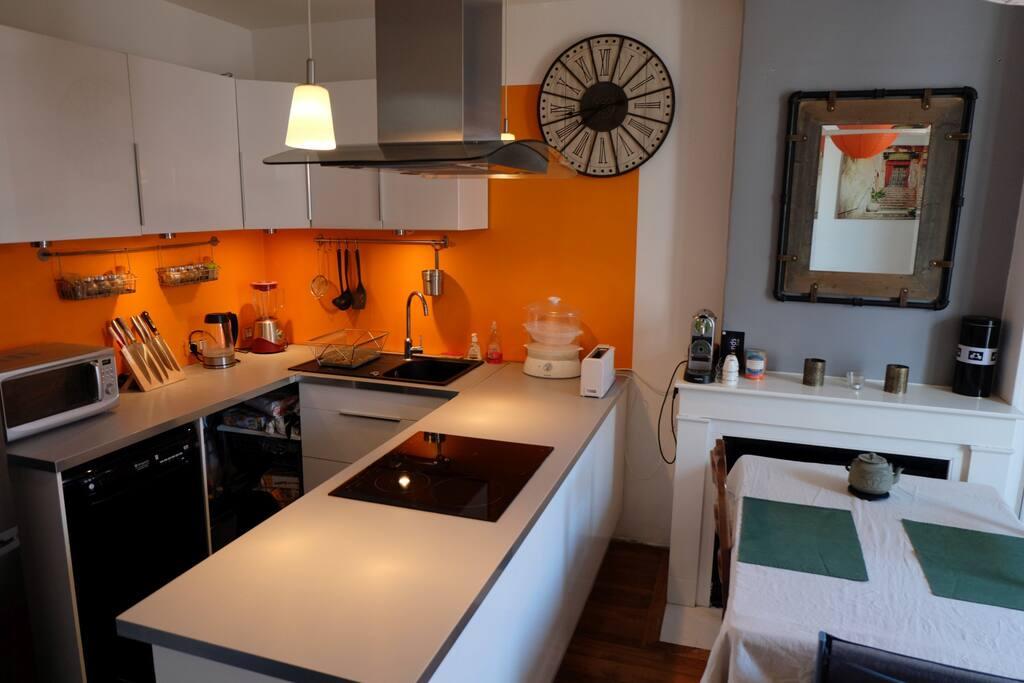 Loue meubl proche metro a au calme appartements louer - Appartement meuble villeurbanne ...
