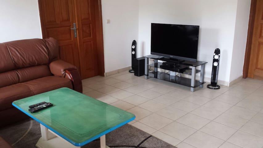 Appartement meuble de 3 chambres - Libreville