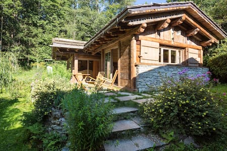 Chalet Charm & Old Wood - Les Houches