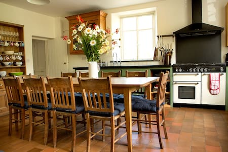 Penylan farmhouse Mid Wales Holiday Home