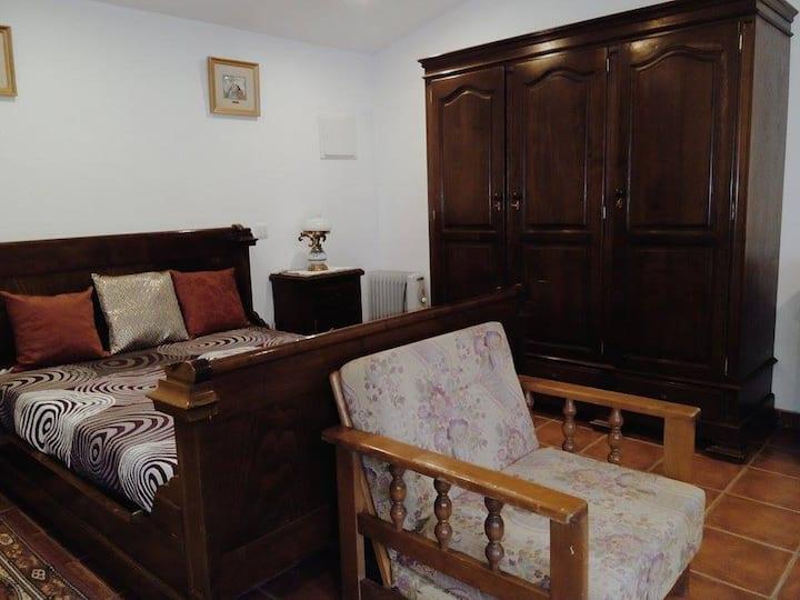 Delightful bedroom Casa da Boavista