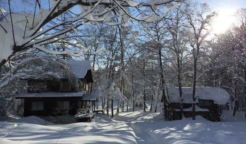 Guest house Hakubashare 2 - Hakuba-mura - House