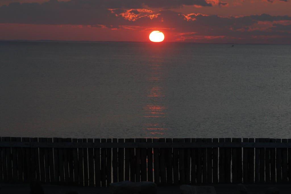 Bonavista Sunset views