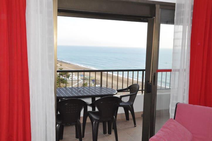 appartement vue mer 1ère ligne - Torremolinos - Apartamento
