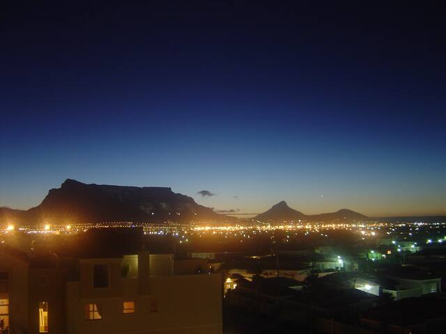 Apartment with Table Mountain views - Cape Town - Daire