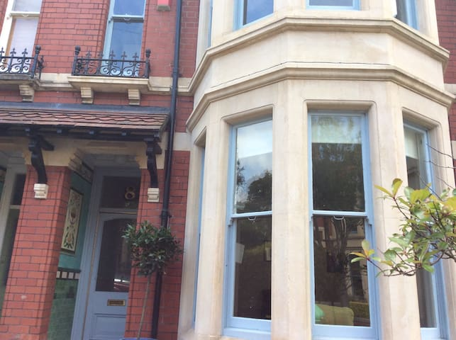Beautiful Victorian in lovely area - Cardiff - Dom