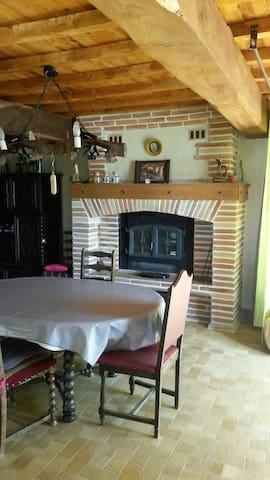 Maison  avec superbe vue - Verlhac-Tescou - Ev
