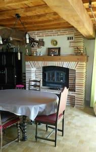 Maison  avec superbe vue - Verlhac-Tescou