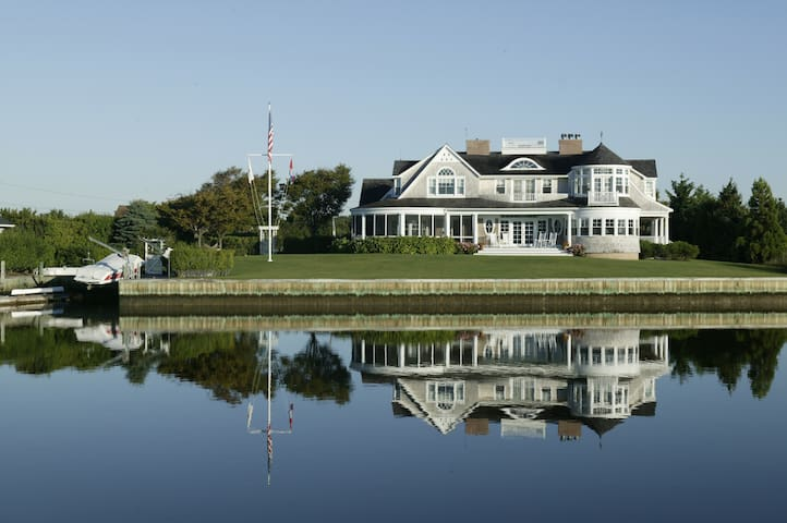Quogue-Hampton's Home-Bridge Watch - Quogue