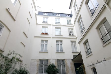 Heart of Paris /Montorgueil (QUIET) - París - Apartamento