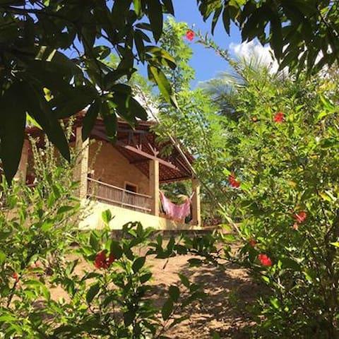 Experiência Rural no BrejoParaibano - Pilões - กระท่อม