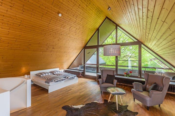 Feriendomizil Haus M no. 7/1 - Villingen-Schwenningen - Casa