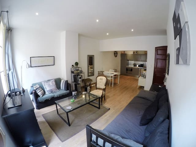 T3 hyper centre 80m² - Aix-en-Provence - Apartment