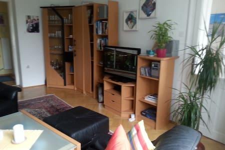 Altbau-wohnung (Etage in Villa) - Gmunden