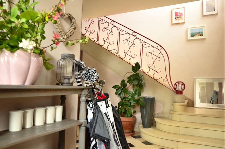 Ma Bonne Etoile*, maison de famille - Port-en-Bessin-Huppain - House