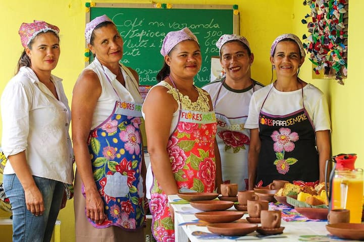 Experiência Rural no BrejoParaibano - Pilões - Kabin