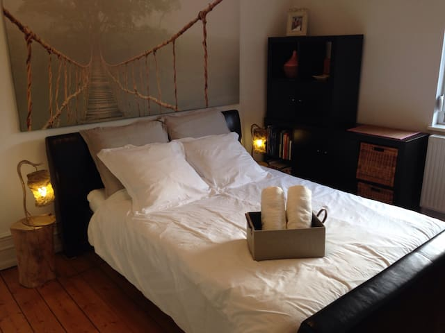 2 Cozy Rooms - 15 minutes from Christmas Market