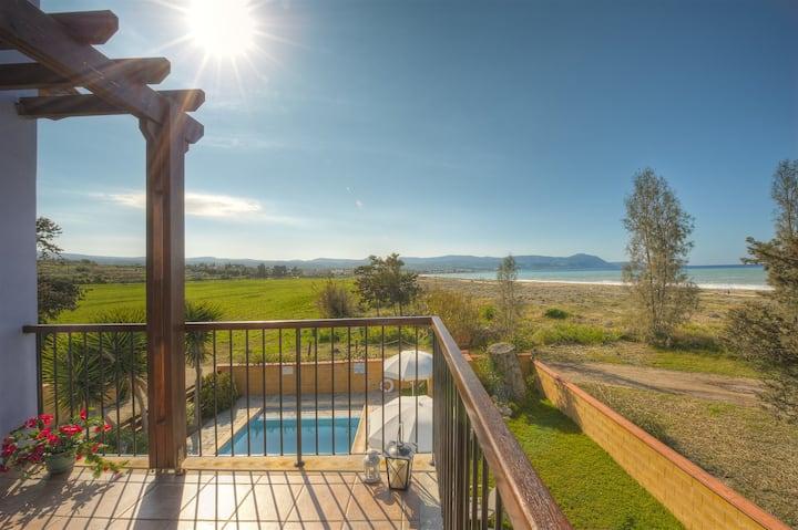Front Line Beach Villa - Latchi
