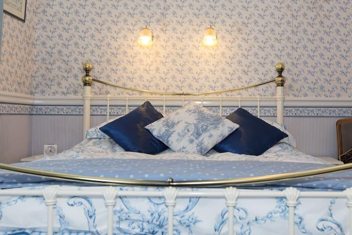 Old Vicarage, St.Ives, Cornwall. - Saint Ives - Bed & Breakfast