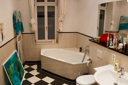L9 // cute flat with nice hosts - Berlin - Apartment