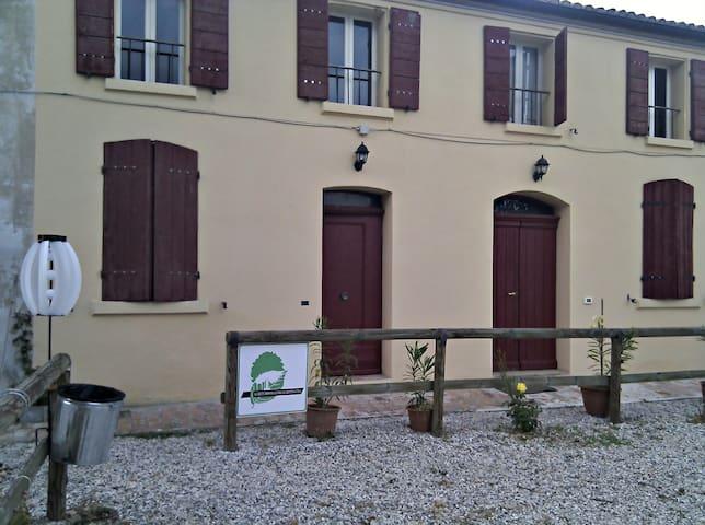 appartamento in agriturismo - Tresigallo-final di Rero - บ้าน