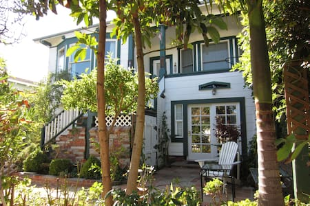 Garden Apartment on S F Peninsula - San Bruno
