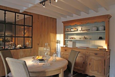 le cottage d'Ollomont - Nadrin/Houffalize                               - Kabin