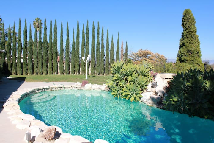 3BR House in LA-Gorgeous view/ Pool