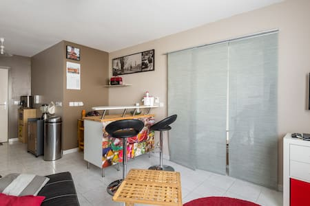 NEW FLAT, NEAR LYON,TUBE&EUREXPO - Saint-Priest