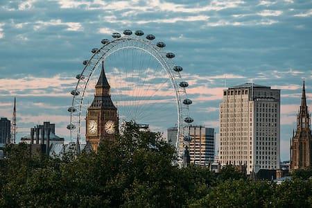 Best single room in Central London - Лондон - Квартира