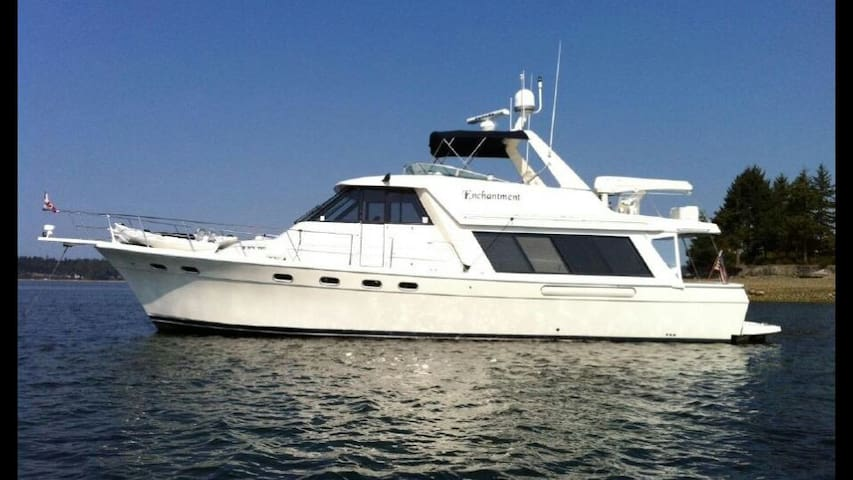 3 STATEROOM  YACHT SLEEPS 8 CLOSE TO BEACH & BARS - San Pedro